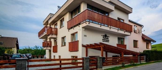 Apartmány Panoráma Jasná Liptovský Mikuláš