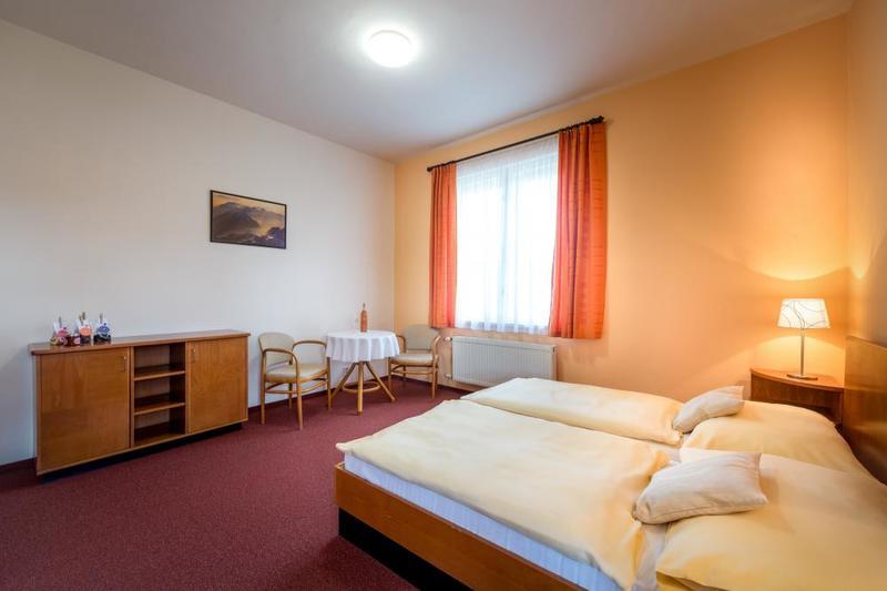 Hotel SKANZEN Depandance 12