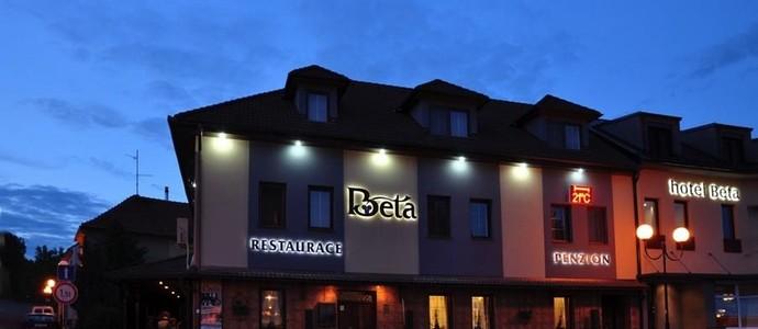 Hotel, restaurace & penzion Beta Bzenec 472435506