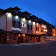 Hotel, restaurace & penzion Beta Bzenec