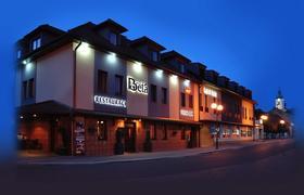 Hotel, restaurace & penzion Beta