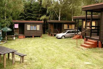 Rekreační středisko a kemp Strmilov Kunžak