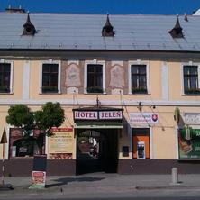 Hotel Jelen Pezinok