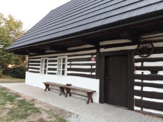 Roubenka v Českém ráji