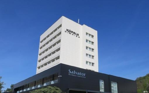 Lázeňský dům Salvator
