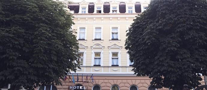 Hotel Saint Michael Březová 1135373137