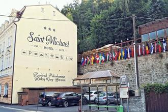 Hotel Saint Michael Březová