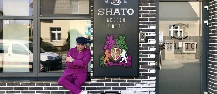 Hotel Shato Gesson Praha
