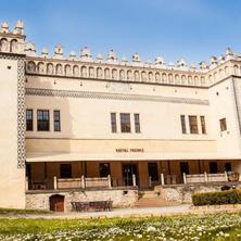Kaštiel Fričovice Fričovce