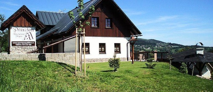 Apartmány Aldrov Vítkovice 1114033578