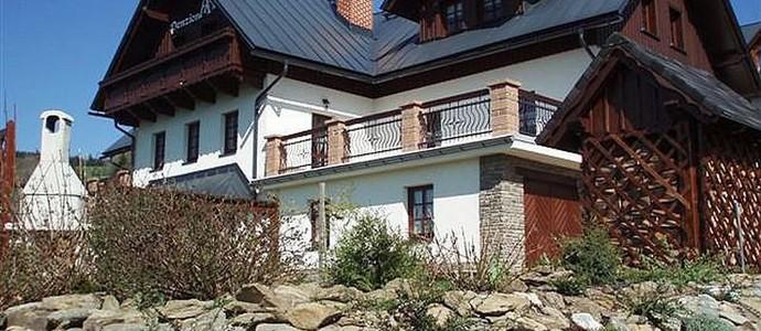 Apartmány Aldrov Vítkovice