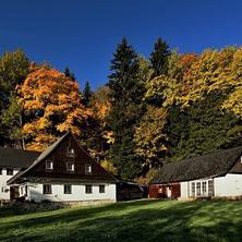 Braunerův Mlýn Dolní Morava