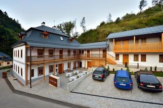 Penzión Banský dom Hodruša - Hámre 43304008