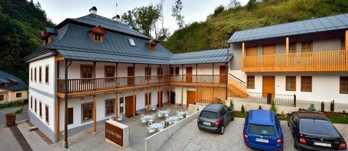 Penzión Banský dom Hodruša - Hámre 1117280568