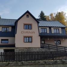 Penzion Diana v Bedřichově - Bedřichov