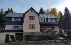 Penzion Diana v Bedřichově