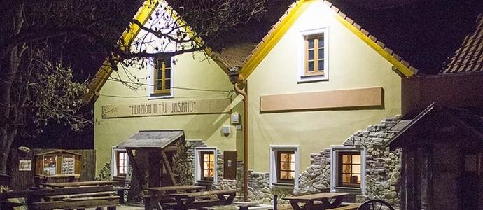 Penzion U Tří jasanů Nový Šaldorf-Sedlešovice