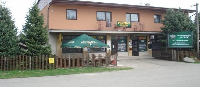 Penzion U orfa Heřmaničky 1112399776