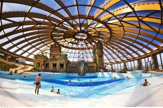 Budapest-Hotel Aquaworld Resort
