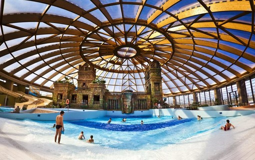 Relaxační pobyt 4=3-Hotel Aquaworld Resort 1150061361