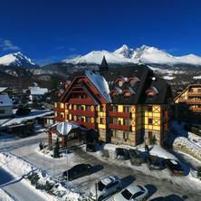 Family Apartments in Mountain Hotel Vysoké Tatry 37955506