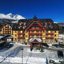 Family Apartments in Mountain Hotel Vysoké Tatry