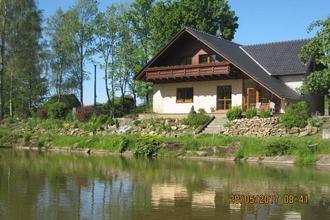 Prázdninový dům Zlaté Písky Staré Křečany 47612690
