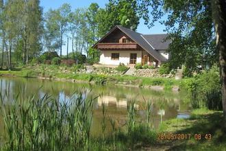 Prázdninový dům Zlaté Písky Staré Křečany
