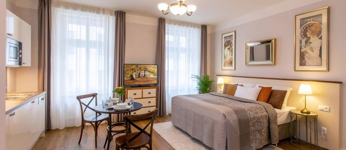 SeNo6 Apartments Praha 1135468885