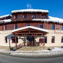 Relax hotel Valaška Horní Bečva 397056134