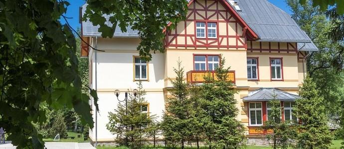 Villa Meribel Vysoké Tatry