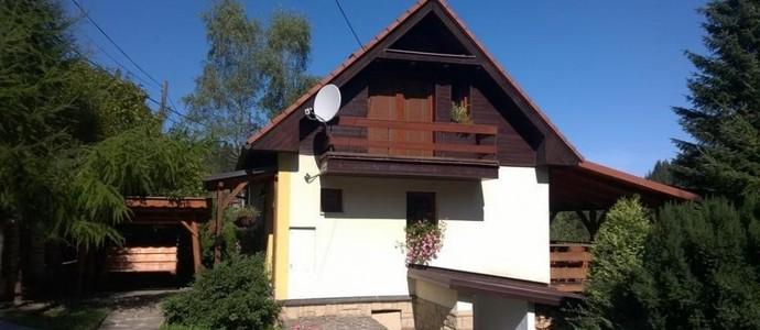 Chalupa Pluskoveček Karolinka 1113607114