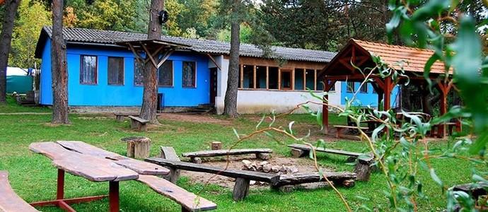 Chata Modra Jelenec