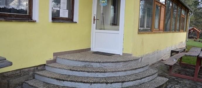 Chata Žltá Jelenec