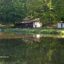 Chata pri rybníku Jelenec
