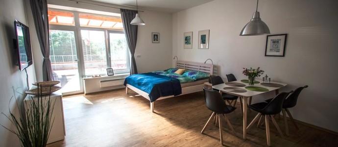 Apartmán Anemos Lipno nad Vltavou