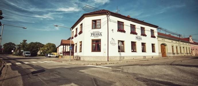 Restaurace a Penzion Praha Dolní Dunajovice