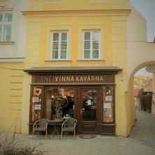 (Ne)vinná kavárna Mikulov