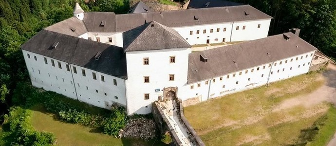 Hotel Chateau Goldenstein Branná