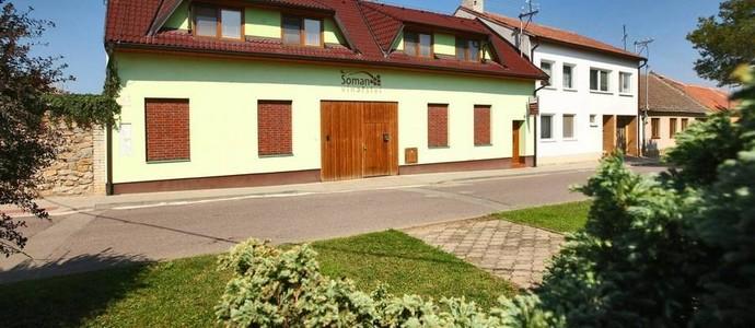 Penzion U Šomanů Dolní Dunajovice