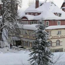 Hotel Atlas a Penzion Domeček Pec pod Sněžkou