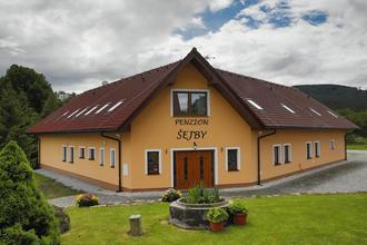 Penzion Šejby Horní Stropnice