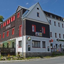 Hotel Slávie Železná Ruda