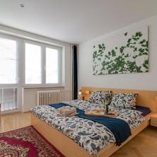 Apartmán Rybářská Brno
