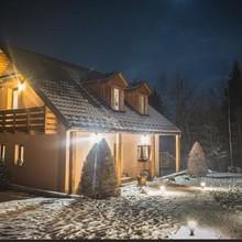 Chata Cottage Breza Smižany