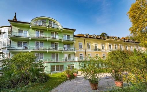 Léčebný pobyt-Hotel Spa Hévíz 1151592035