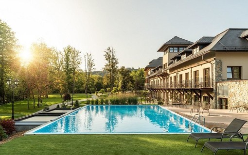 Romantický pobyt v zámeckém resortu-Resort Sobotín - Family & Sport Hotel Josef 1152241549