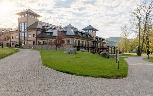 Romantický pobyt v zámeckém resortu-Resort Sobotín - Family & Sport Hotel Josef 1152241547