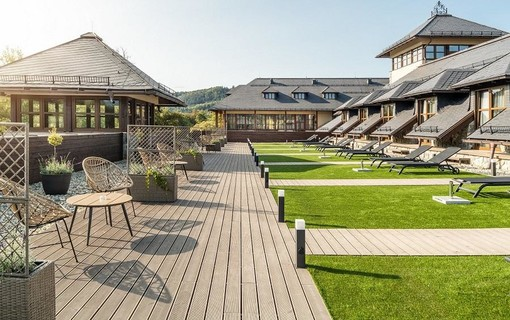 Romantický pobyt v zámeckém resortu-Resort Sobotín - Family & Sport Hotel Josef 1152241551