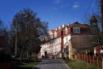 Penzion Klášter Třebenice 45591210